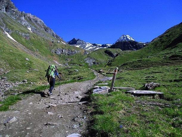 Foto: Andreas Koller / Wander Tour / Großglockner-Überschreitung von Kärnten nach Osttirol als Tagestour (3798 m) / 30.06.2017 23:11:31