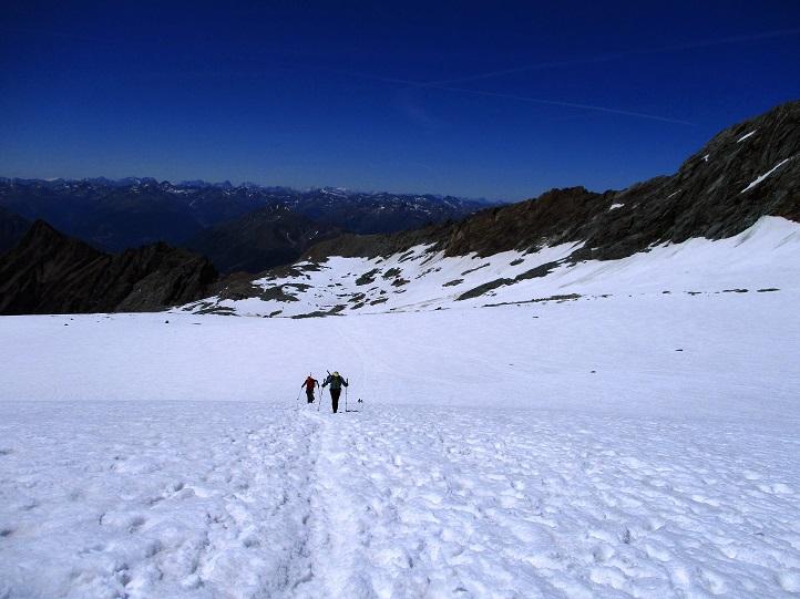 Foto: Andreas Koller / Wander Tour / Großglockner-Überschreitung von Kärnten nach Osttirol als Tagestour (3798 m) / 30.06.2017 23:10:27