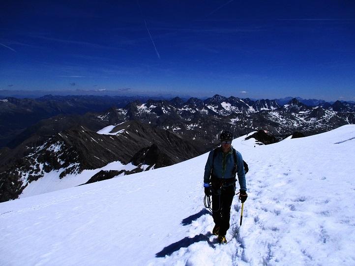 Foto: Andreas Koller / Wander Tour / Großglockner-Überschreitung von Kärnten nach Osttirol als Tagestour (3798 m) / 30.06.2017 23:09:37
