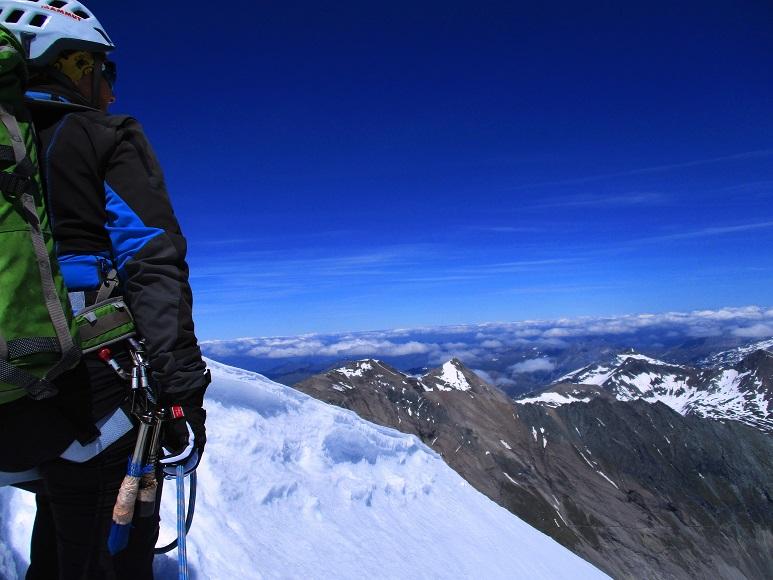 Foto: Andreas Koller / Wander Tour / Großglockner-Überschreitung von Kärnten nach Osttirol als Tagestour (3798 m) / 30.06.2017 23:09:10