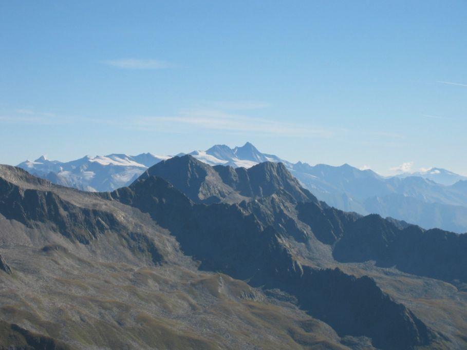 Foto: Gernot Huber / Wandertour / Aus dem Defereggental auf die Seespitze (3021m) / Groß Glockner / 06.03.2010 13:42:59
