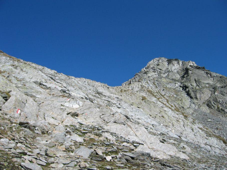 Foto: Gernot Huber / Wander Tour / Aus dem Defereggental auf die Seespitze (3021m) / Gipfelanstieg / 06.03.2010 13:45:06