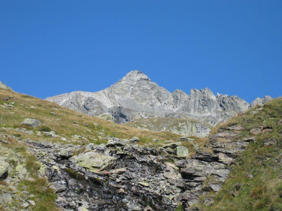 Foto: Gernot Huber / Wander Tour / Aus dem Defereggental auf die Seespitze (3021m) / Seespitze / 06.03.2010 13:45:43