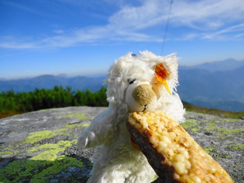 Foto: Günter Siegl / Wander Tour / Aus dem Feistritzgraben zum Seckauer Zinken / Basty / 30.09.2016 17:46:08