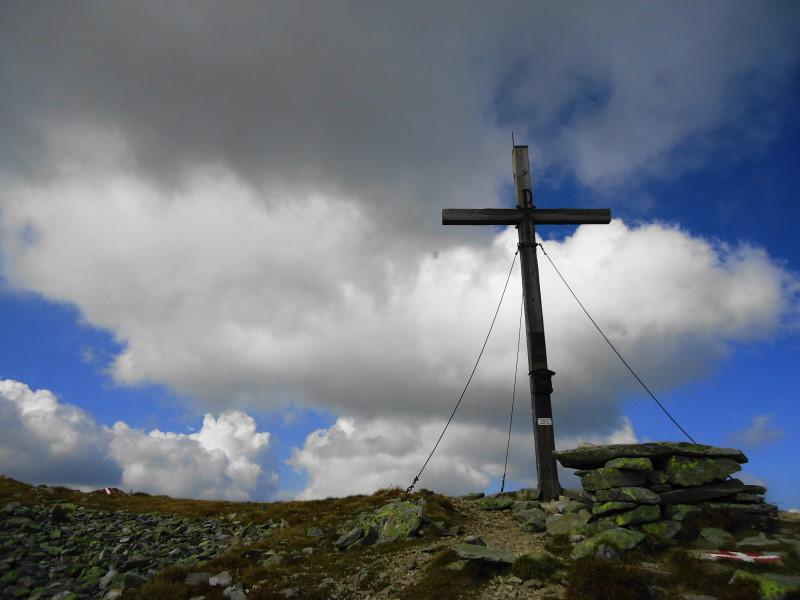 Foto: Günter Siegl / Wander Tour / Aus dem Feistritzgraben zum Seckauer Zinken / Gipfel Seckauer Zinken / 30.09.2016 17:37:44