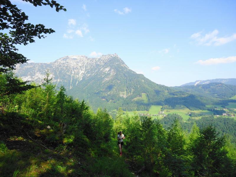 Foto: Günter Siegl / Wander Tour / Zinkenkogel-Runde / Sarstein / 05.07.2014 15:35:15