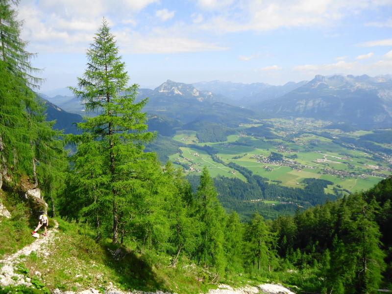 Foto: Günter Siegl / Wander Tour / Zinkenkogel-Runde / 05.07.2014 15:34:30