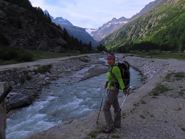 Foto: Andreas Koller / Wander Tour / Gran Paradiso - König der Grajischen Alpen (4061m) / 19.05.2018 12:52:51
