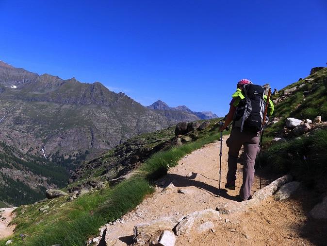 Foto: Andreas Koller / Wander Tour / Gran Paradiso - König der Grajischen Alpen (4061m) / 19.05.2018 12:52:28