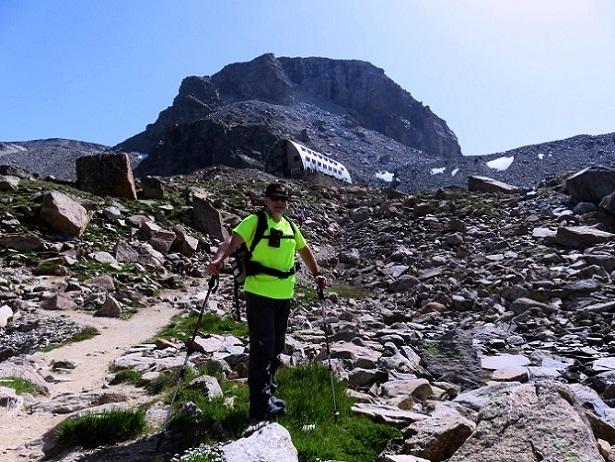 Foto: Andreas Koller / Wander Tour / Gran Paradiso - König der Grajischen Alpen (4061m) / 19.05.2018 12:52:12