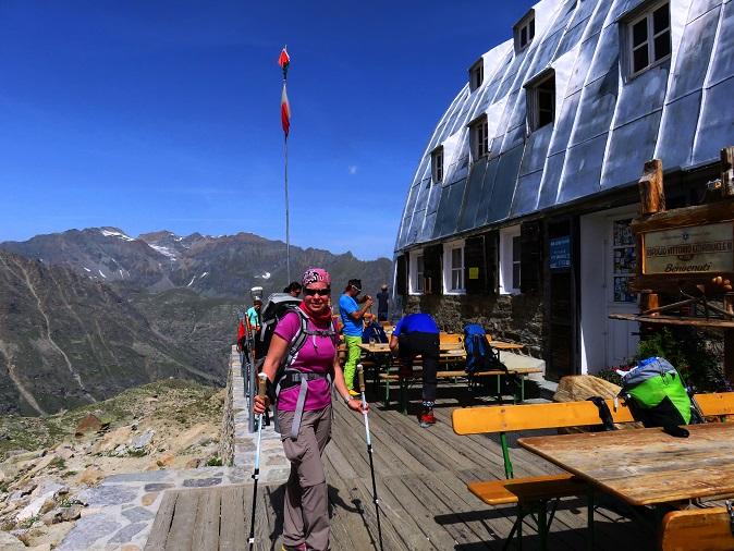 Foto: Andreas Koller / Wander Tour / Gran Paradiso - König der Grajischen Alpen (4061m) / 19.05.2018 12:51:50