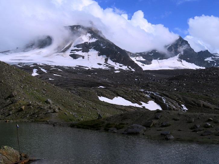 Foto: Andreas Koller / Wander Tour / Gran Paradiso - König der Grajischen Alpen (4061m) / 19.05.2018 12:51:30