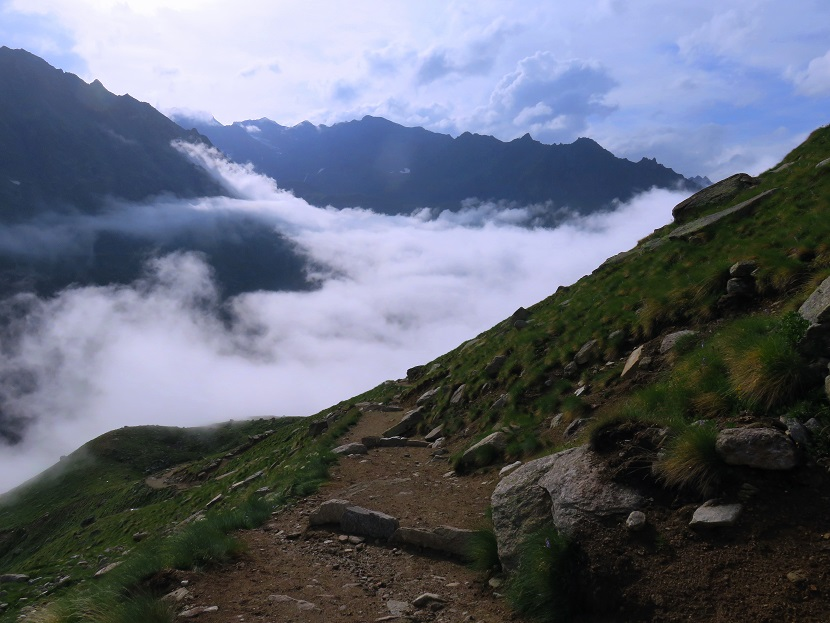 Foto: Andreas Koller / Wander Tour / Gran Paradiso - König der Grajischen Alpen (4061m) / 19.05.2018 12:51:12