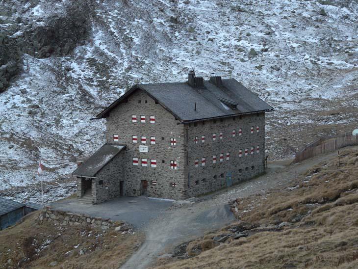 Foto: vince 51 / Wander Tour / Kreuzspitze - auf den höchsten Wanderberg der Ostalpen (3457m) / Martin Busch Hütte / 17.07.2009 22:38:07