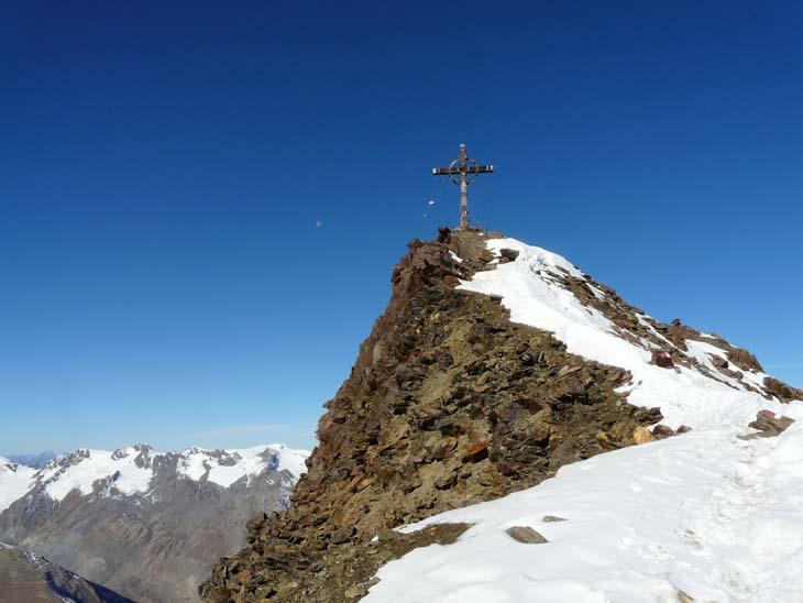 Foto: vince 51 / Wander Tour / Kreuzspitze - auf den höchsten Wanderberg der Ostalpen (3457m) / 17.07.2009 22:29:20