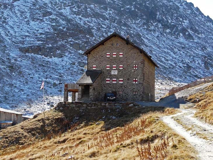Foto: vince 51 / Wandertour / Kreuzspitze - auf den höchsten Wanderberg der Ostalpen (3457m) / Martin Busch-Hütte / 17.07.2009 22:14:36