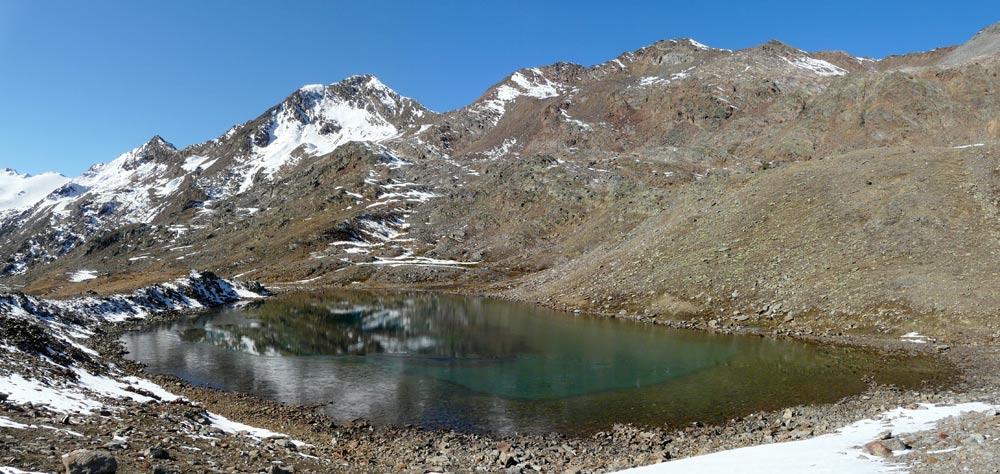 Foto: vince 51 / Wander Tour / Kreuzspitze - auf den höchsten Wanderberg der Ostalpen (3457m) / Samoarsee / 17.07.2009 22:15:14