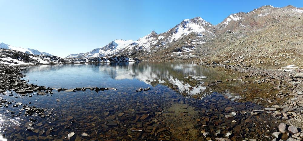 Foto: vince 51 / Wandertour / Kreuzspitze - auf den höchsten Wanderberg der Ostalpen (3457m) / Samoarsee / 17.07.2009 22:15:39