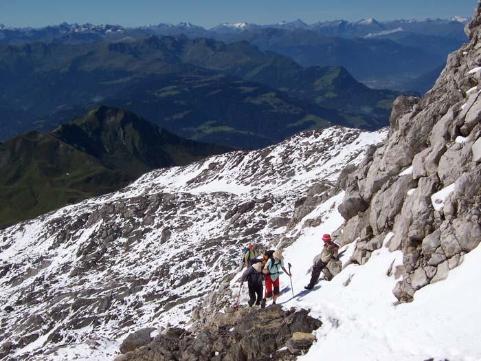 Foto: vince 51 / Wandertour / Douglashütte - Schesaplana, 2965m / 17.05.2008 22:48:32