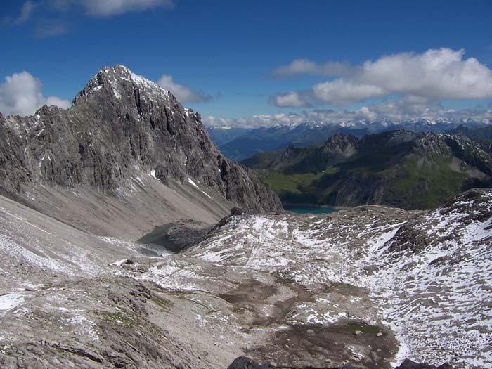 Foto: vince 51 / Wandertour / Douglashütte - Schesaplana, 2965m / Totalphütte / 17.05.2008 22:52:16