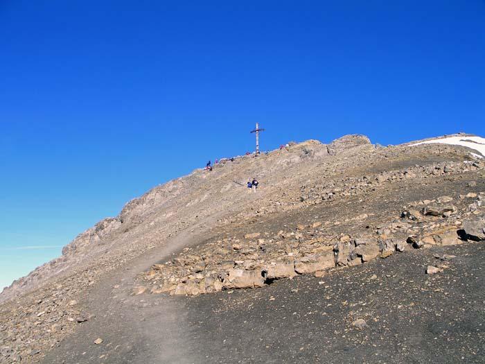 Foto: vince 51 / Wandertour / Douglashütte - Schesaplana, 2965m / 17.05.2008 22:53:50