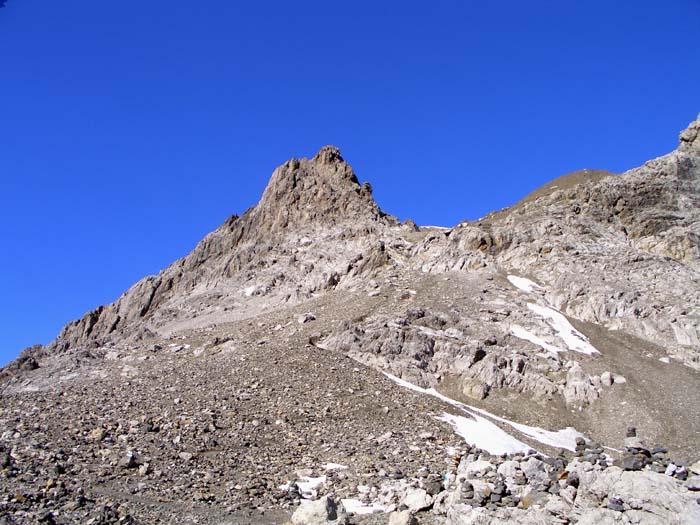 Foto: vince 51 / Wandertour / Douglashütte - Schesaplana, 2965m / 17.05.2008 22:54:15
