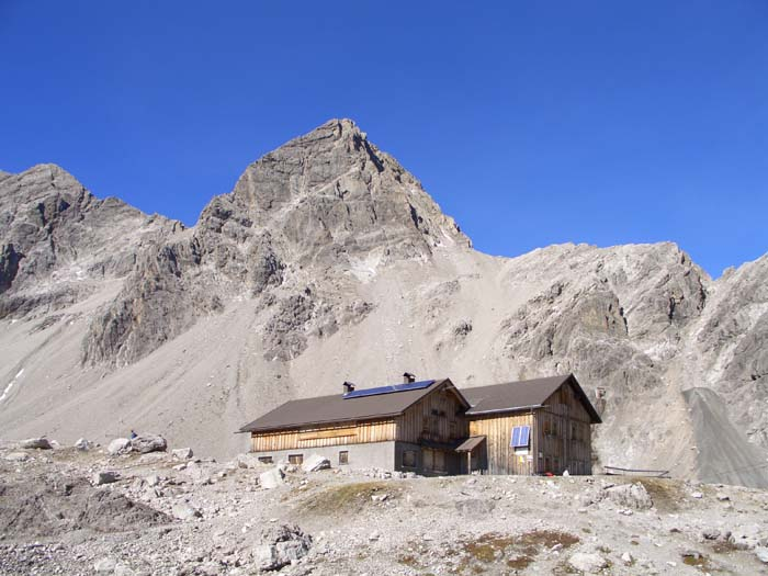 Foto: vince 51 / Wandertour / Douglashütte - Schesaplana, 2965m / 17.05.2008 22:46:13