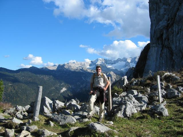 Foto: pepi4813 / Wander Tour / Donnerkogel-Wanderung  / Aufstiegsweg oberhalb der Zwieselalm / 18.07.2009 18:35:18