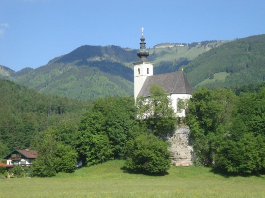 Foto: Wolfgang Dröthandl / Wander Tour / Von Gasteig zum Purtschellerhaus / St. NIkolaus / Torren gegen Dürrfeichtenalm und Rossfeldstraße / 07.06.2017 13:16:02