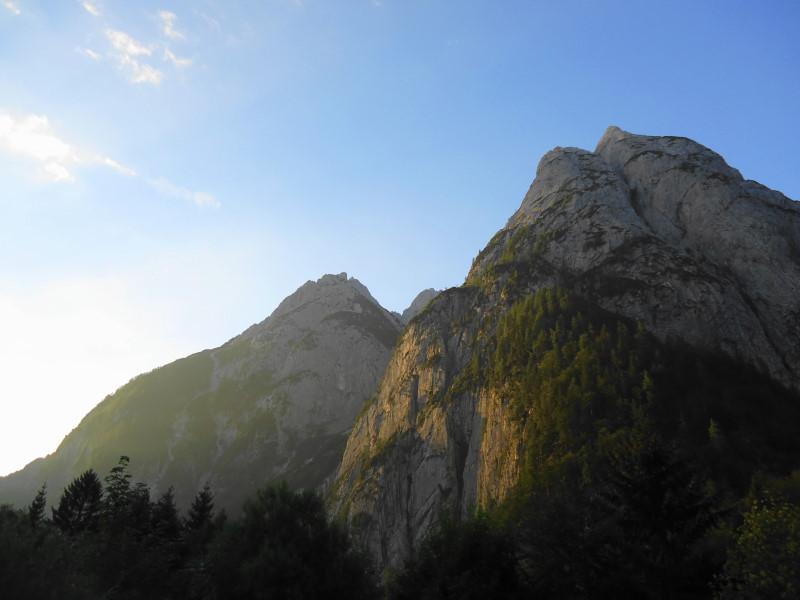 Foto: Günter Siegl / Wander Tour / Durch das Kleine Griesener Kar auf das Lärchegg  / Zum Kl. Griesner Kar / 22.08.2016 20:47:54