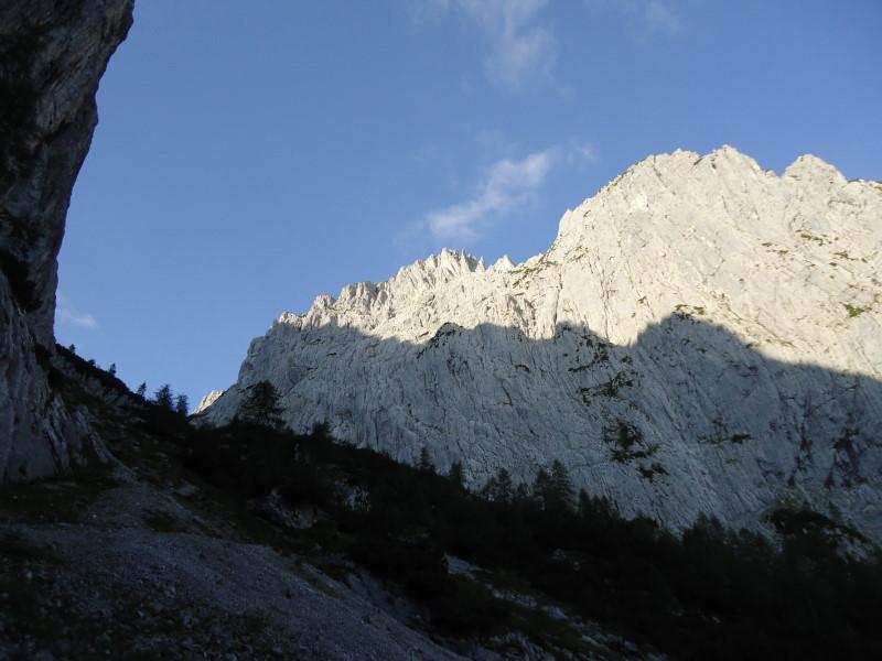Foto: Günter Siegl / Wander Tour / Durch das Kleine Griesener Kar auf das Lärchegg  / Kl. Griesner Kar / 22.08.2016 20:47:15