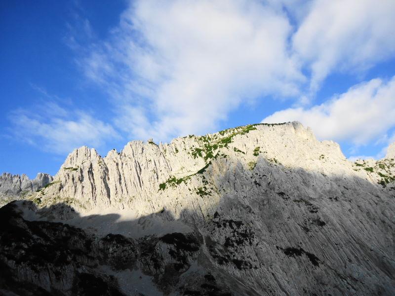 Foto: Günter Siegl / Wander Tour / Durch das Kleine Griesener Kar auf das Lärchegg  / Mitterkaiser / 22.08.2016 20:45:41
