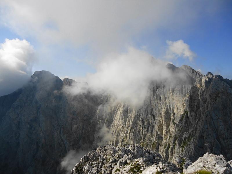 Foto: Günter Siegl / Wander Tour / Durch das Kleine Griesener Kar auf das Lärchegg  / Maukspitze / 22.08.2016 20:41:59