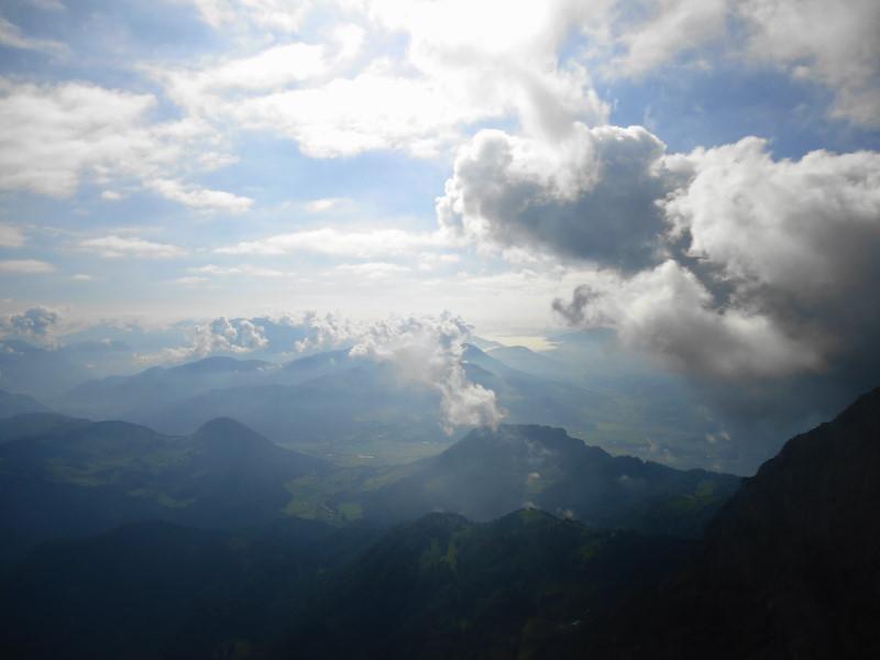 Foto: Günter Siegl / Wander Tour / Durch das Kleine Griesener Kar auf das Lärchegg  / 22.08.2016 20:41:48