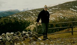 Foto: Wolfgang Dröthandl / Wander Tour / Fußwallfahrt nach Maria Schnee / Blick von Maria Schnee nach Westen (Hochreichart, Seckauer Zinken) / 28.03.2011 16:47:51