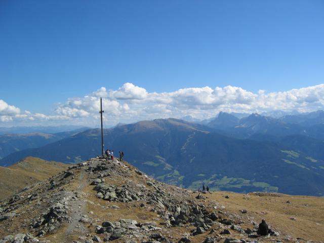 Foto: pepi4813 / Wander Tour / Radlseehütte bei Brixen / Königsangerspitze / 11.07.2009 22:23:42