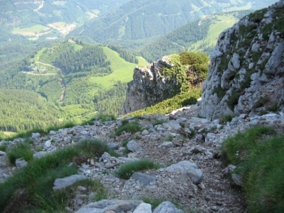 Foto: bestfriend / Wander Tour / Über den Fadensteig zum Klosterwappen (Rundwanderung) / Fadensteig / 21.07.2008 16:54:12