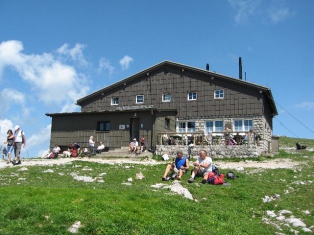 Foto: bestfriend / Wander Tour / Über den Fadensteig zum Klosterwappen (Rundwanderung) / Fischerhütte / 21.07.2008 16:58:29