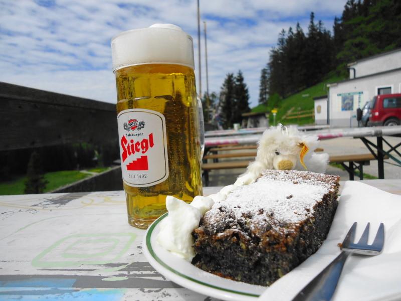 Foto: Günter Siegl / Wandertour / Sonnwendstein - Hirschenkogel / Pollereshütte / 10.06.2015 14:29:16
