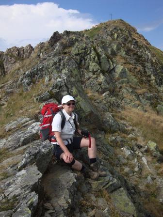 Foto: Wolfgang Dröthandl / Wander Tour / Wildseeloder und Henne / Gipfelaufbau Wildseeloder / 17.08.2015 15:12:14