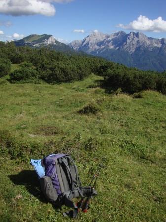 Foto: Wolfgang Dröthandl / Wander Tour / Von der Waidringer Steinplatte auf das Fellhorn / 23.08.2016 13:05:05