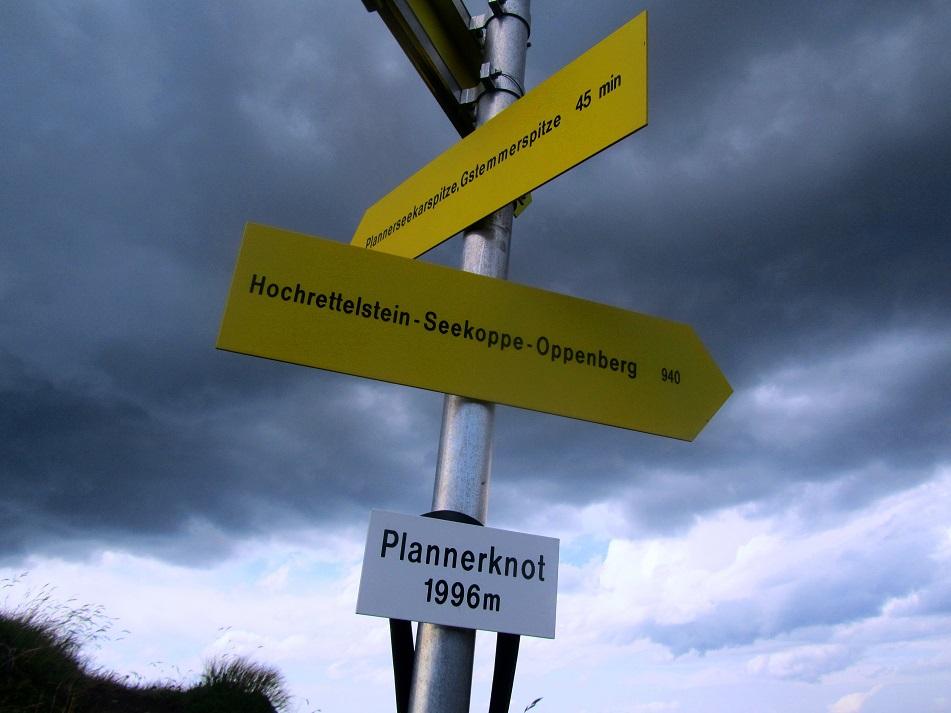Foto: Andreas Koller / Wandertour / Von der Planneralm auf den Hochrettelstein (2220m) / 23.09.2018 17:48:18