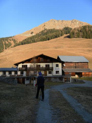 Foto: Wolfgang Lauschensky / Wander Tour / Rauris-Grubereck / Karalm und Grubereck   / 29.11.2011 22:57:10