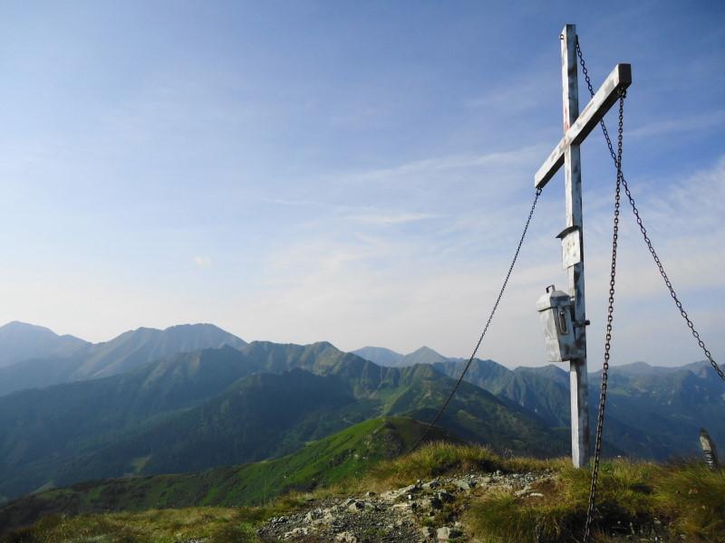 Foto: Günter Siegl / Wander Tour / Vom Liesinggraben auf das Himmeleck (2096m) / Himmeleck! / 14.08.2014 17:34:30