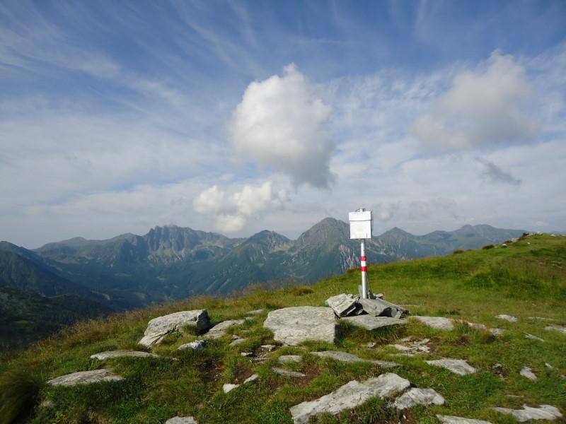 Foto: Günter Siegl / Wander Tour / Vom Liesinggraben auf das Himmeleck (2096m) / Griesmoarkogel / 14.08.2014 17:33:26