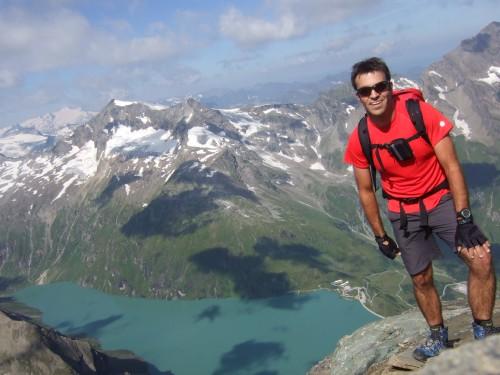 Foto: hofchri / Wander Tour / Vom Mooserboden auf das Große Wiesbachhorn (3564 m) / die Luft wird dünner / 30.09.2009 20:28:02