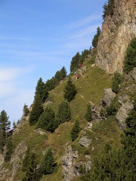 Foto: vince 51 / Wander Tour / Über den Hochzeiger auf den Wildgrat (2971m) / Goaßsteig / 08.05.2008 23:59:14
