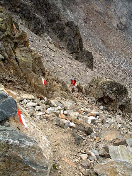Foto: vince 51 / Wander Tour / Über den Hochzeiger auf den Wildgrat (2971m) / 08.05.2008 23:57:50