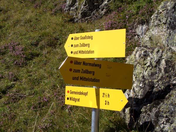 Foto: vince 51 / Wander Tour / Über den Hochzeiger auf den Wildgrat (2971m) / Goa?steig für Geübte, die anderen bitte Normalweg benützen!! / 08.05.2008 23:47:19