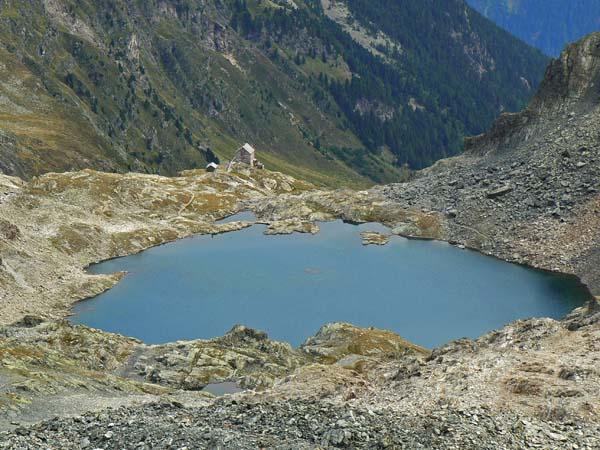 Foto: vince 51 / Wander Tour / Über den Hochzeiger auf den Wildgrat (2971m) / Wettersee und Erlanger Hütte / 08.05.2008 23:40:54